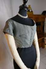 5 antique bodice 1850