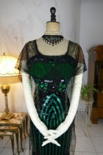 1 antique evening dress 1912
