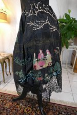 33 antique robe de style 1924