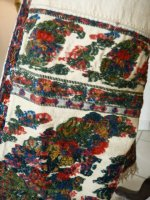 33 antique Paisley shawl 1815