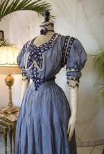 20 antique dress 1901