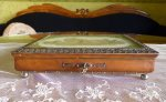 7 antique presentation casket 1880