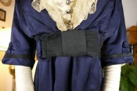 6 antique hobble skirt Dress 1913