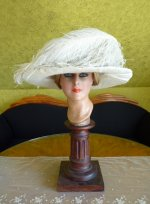2 antique hat 1912