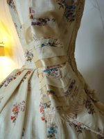 48 antique romantic period dress 1839