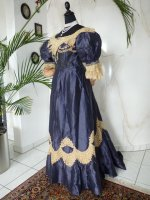 antique dress 1895 3