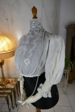 9 antique blouse 1901