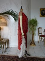 22 antique flapper dress Worth 1920