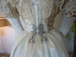 32 antique ball gown 1903