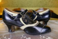 12 antique business shoes 1926
