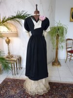 19 antikes Abendkleid 1912