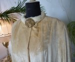 4 antique opera coat 1925