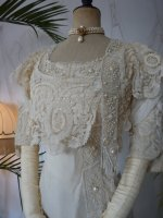 1 antique wedding gown