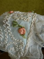 6 antique baby bonnet 1910