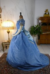 antique ball gown 1864