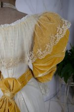 30 antique evening dress 1895