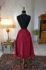 6 antique petticoat 1900