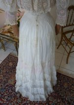 37 antique afternoon gown