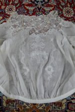22 antique blouse 1901