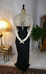 20 antique evening gown Nelmarie 1913