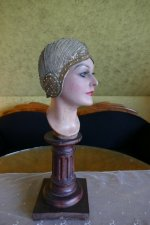 18 antique cloche 1924
