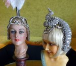 92 antique headpiece 1920