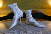 15 antique HOBBS Wedding Boots 1860