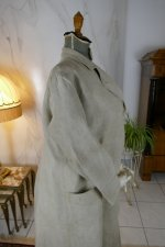 16 antique duster coat 1908