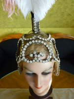 5 antique headpiece 1920