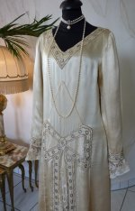 18 antique wedding dress 1920