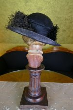8 antique hat 1913