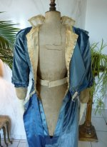 24a antique walking Suit Worth 1908