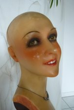 10a antique wax mannequin