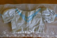 16 antique bodice 1850
