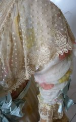 5 antique belle epoque negligee