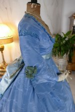 20 antique ball gown 1864