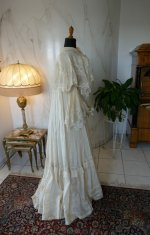 27 antique dressing gown 1890