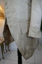 14 antique rococo wedding coat 1740