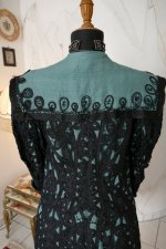 15 antique SCHUBACH Coat 1906
