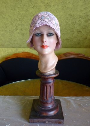 antique cloche 1920