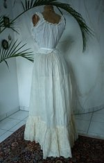 15 antique petticoat