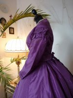 16 antique dress 1865