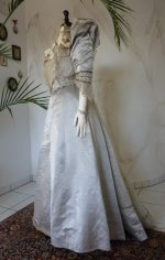 7 antique ball dress