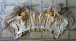 106 antique ball gown 1895