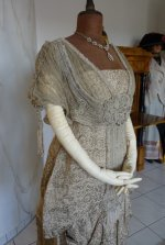 23 antique Maurice Mayer gown 1913