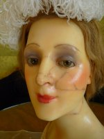 15 antique wax mannequin 1920