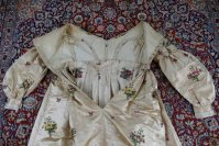 49 antique court dress 1838