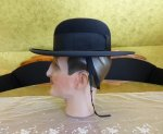 5 antique jewish hasidic hat 1910