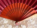 15 antique folding fan 1905