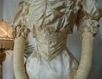 16 antique ball gown 1892